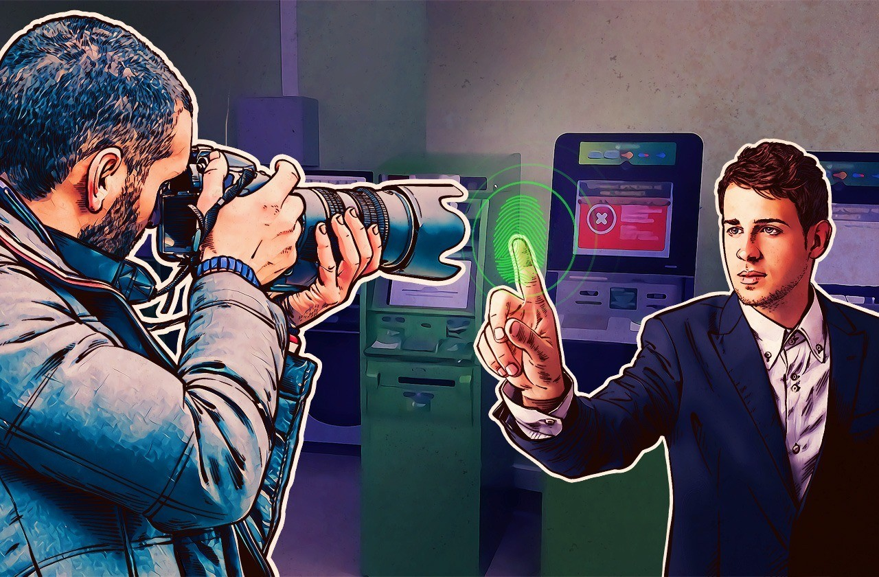 Is biometric banking secure?