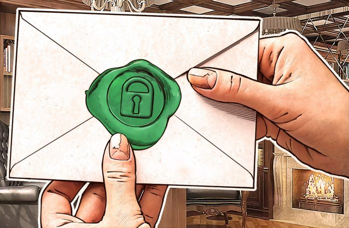 What is a private messenger?