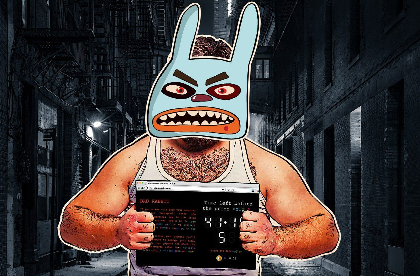 Bad Rabbit: A new ransomware epidemic is on the rise
