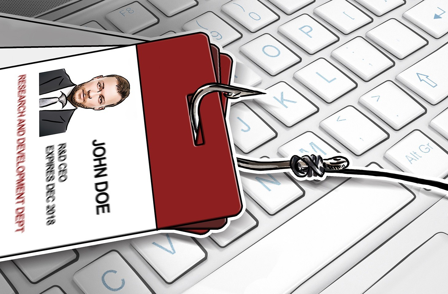 Hacker Payroll Social Engineering spear phish cybersecurity security awareness training fbi business password credentials protect guard secure cyberattack