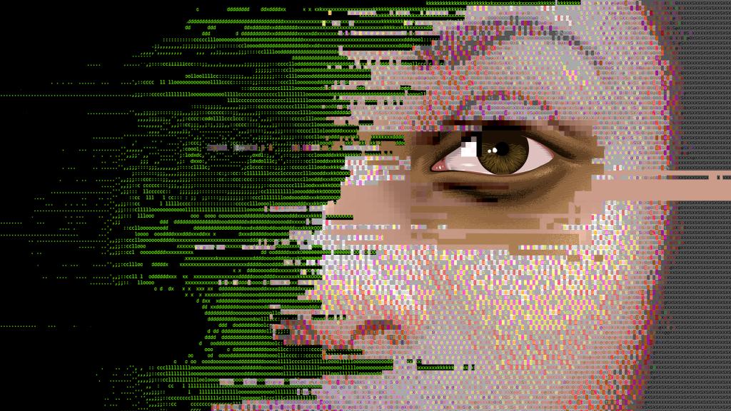 face women data toxic waste