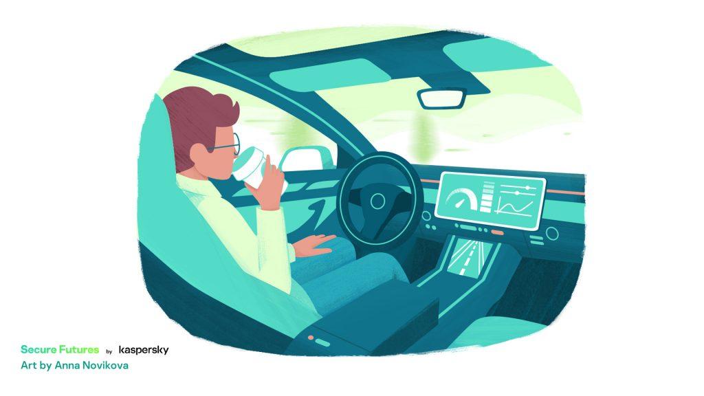 kaspersky secure futures magazine autonomous vehicles