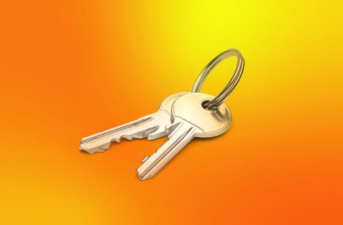 Keys make a clicking sound when inserted in door locks. Scientists have found a way to duplicate the key using a recording of this sound!