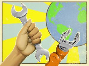 AI future jobs climate