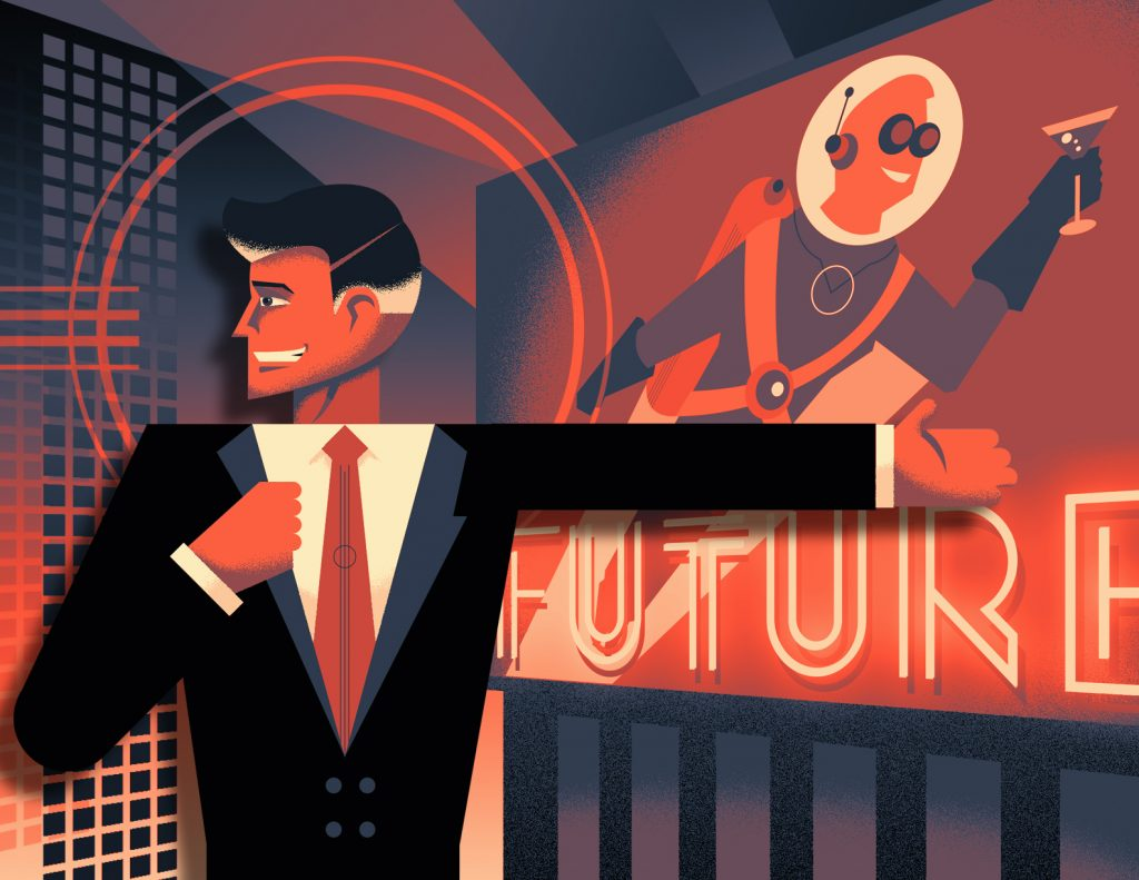 future as business narrative