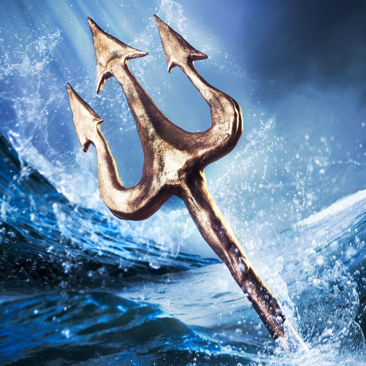 Symbols from the book | the.lightning.thief.  |Poseidon Percy Jackson Symbol