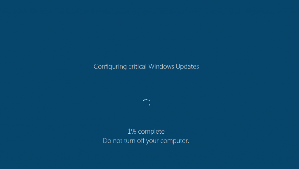 Fantom ransomware poses as Windows Update