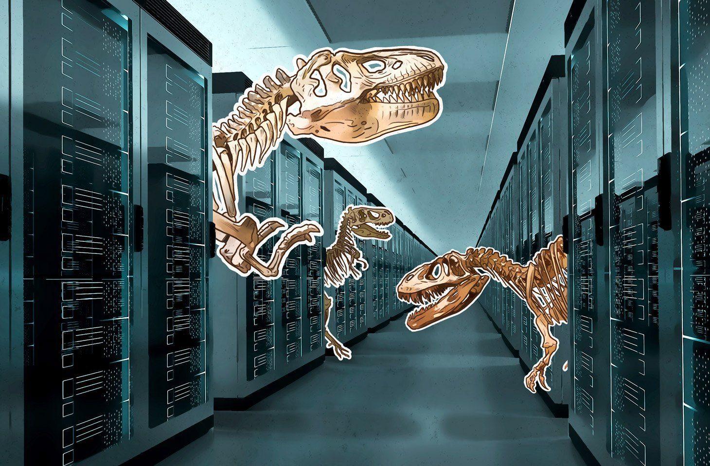 Cyber-paleontology: Kaspersky Managed Protection