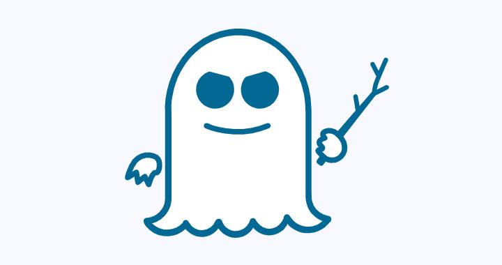 Spectre vulnerability logo