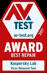 AV test kaspersky