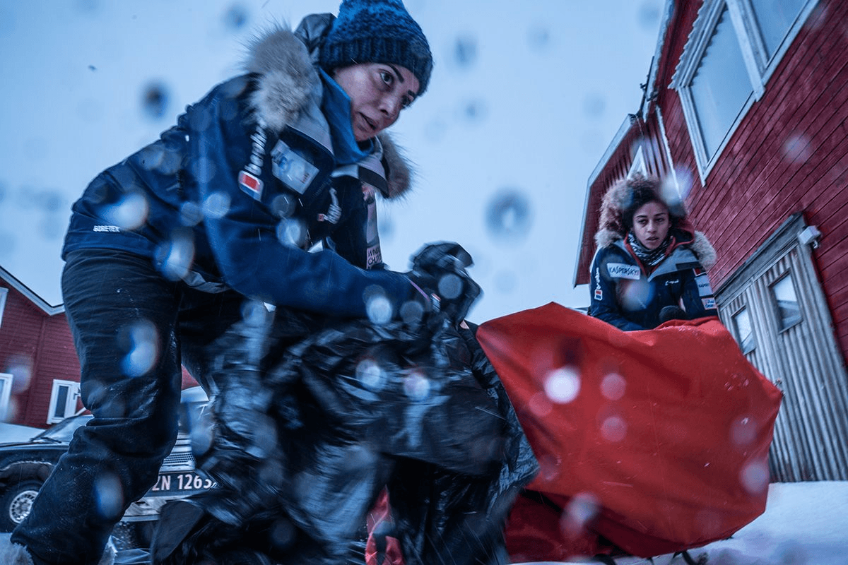 7.-Sled-packing-and-unpacking-drills-pre-departure-in-Svalbard-Photo-by-Renan-Ozturk2