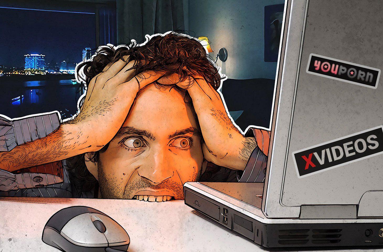 Parejas reales grabadas viendo porno sin consentimiento Te Chantajean Porque Te Cacharon Viendo Porno Blog Oficial De Kaspersky