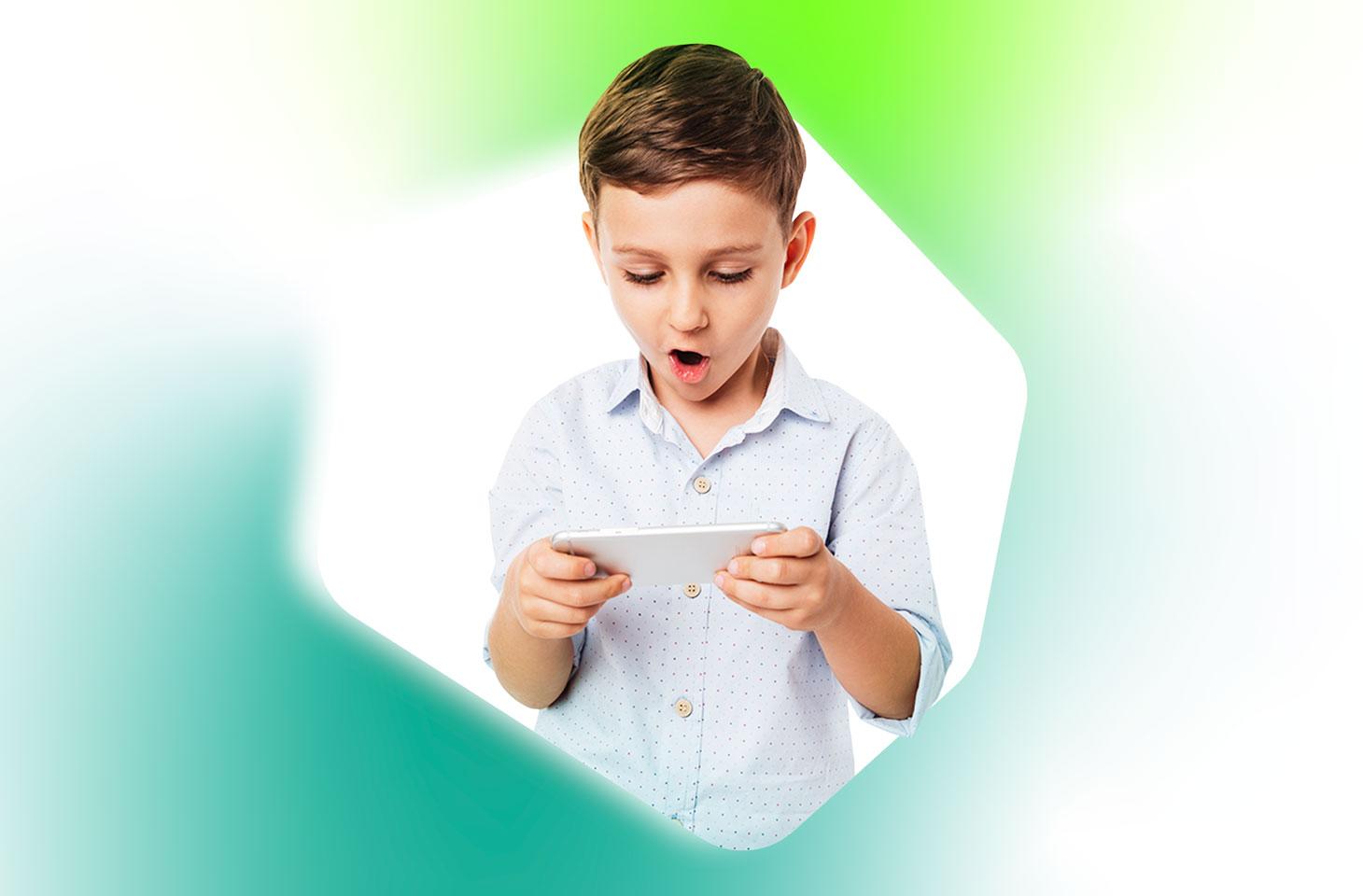 Cómo configurar un smartphone para que lo use un niño