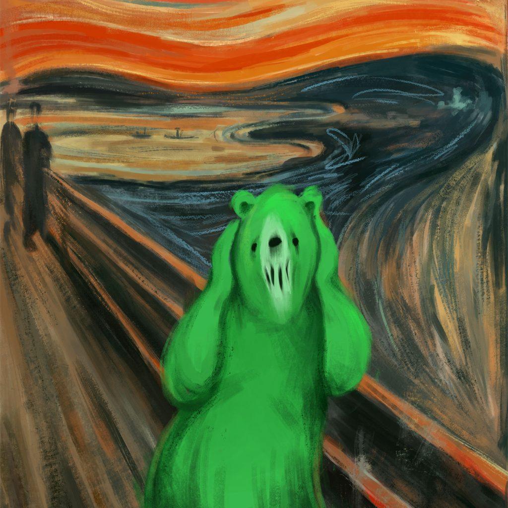 Edvard Munch. El grito.