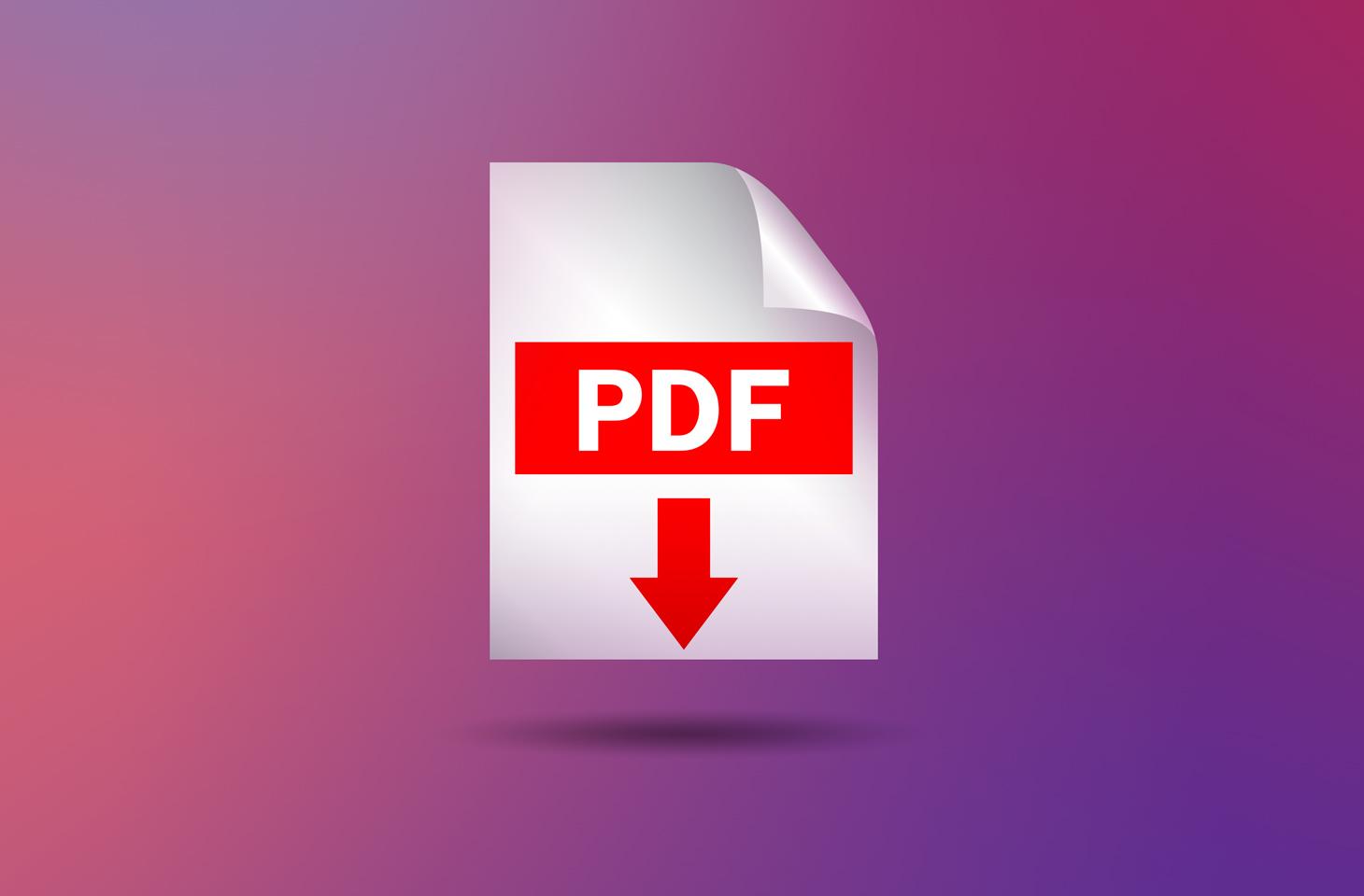Resultado de imagen de PDF