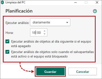 Configura el programa de análisis antivirus para que no interrumpa tus sesiones de juego