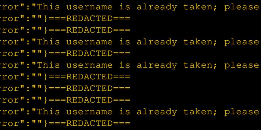 """Nombre de usuarios forzados. <a href=""""https://www.youtube.com/watch?v=zpouLO-GXLo"""" target=""""_blank"""" rel=""""nofollow"""">Fuente.</a>"""