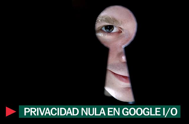 Privacidad Google I/O