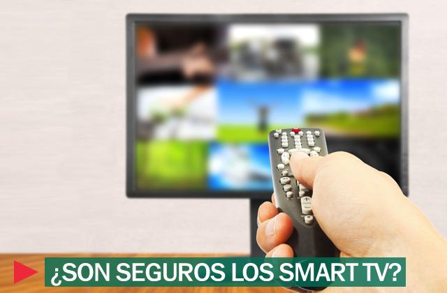 Seguridad de los smart TV
