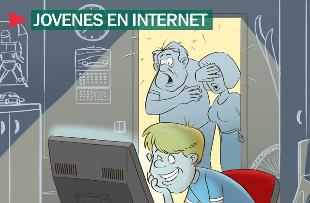 Jóvenes en Internet