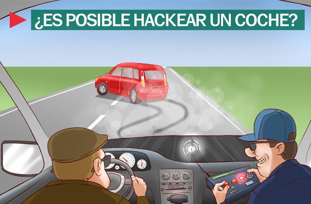 hackear coche