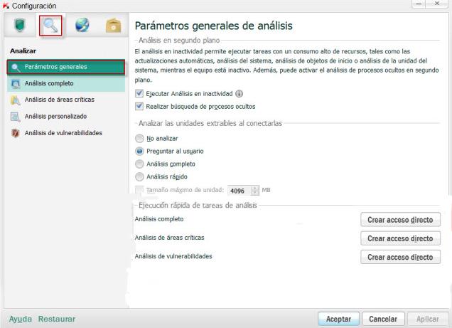 Análisis antivirus