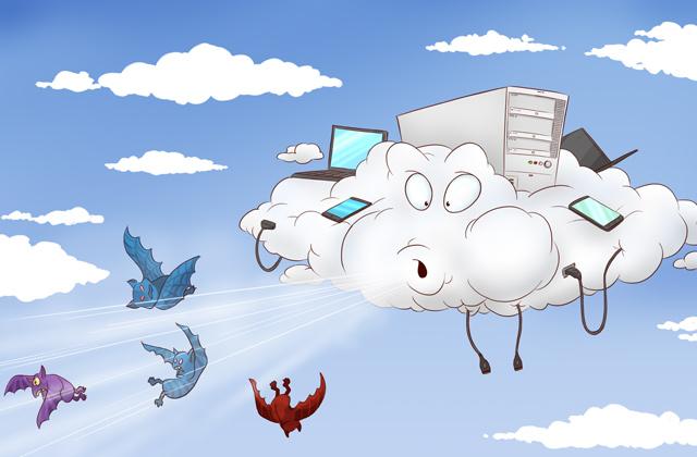 Protección en la nube