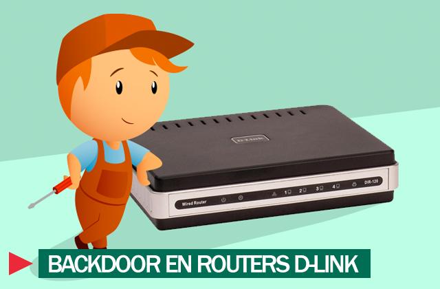 Rootkit en router D-Link