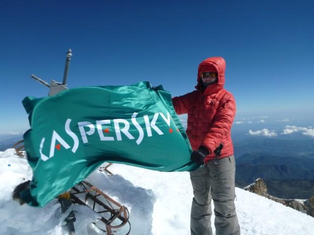 Cumbre del Pico de Orizaba
