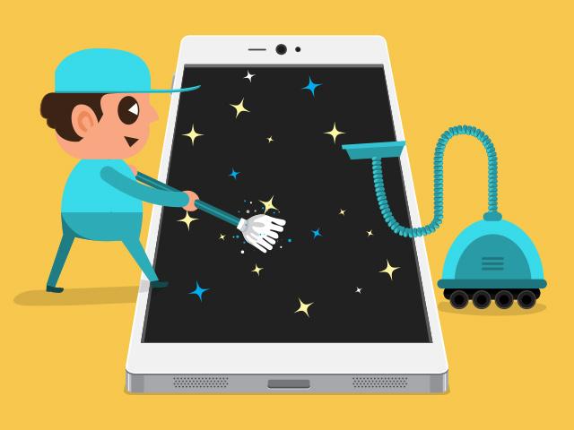 limpieza de movil android