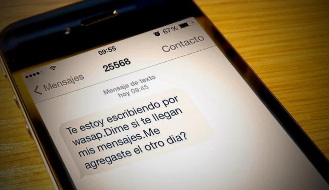 SMS premium_ pagar por recibir SMS_ estafa facua