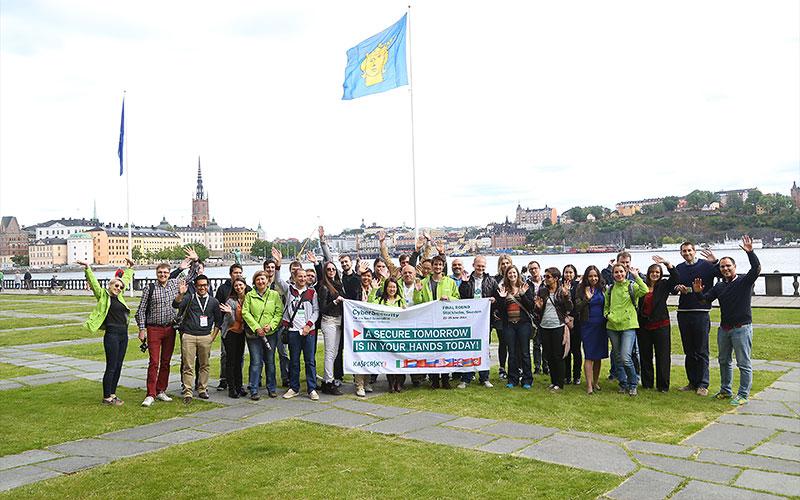 Kaspersky Academy Estocolmo 2