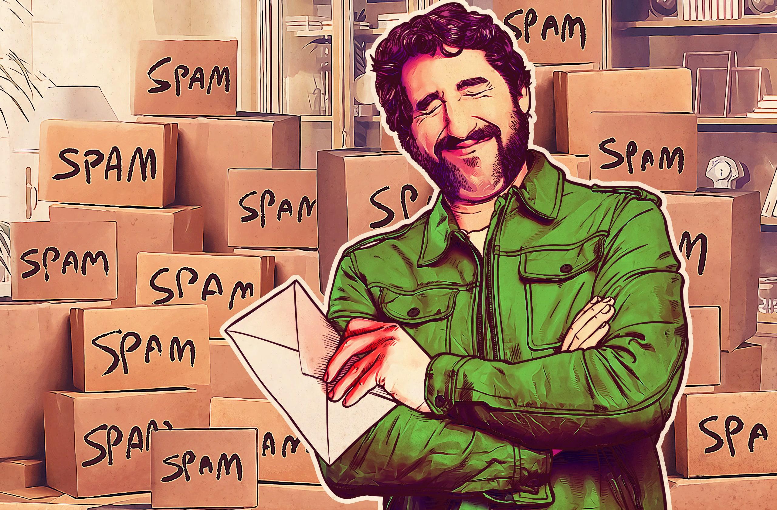 spam para reirse