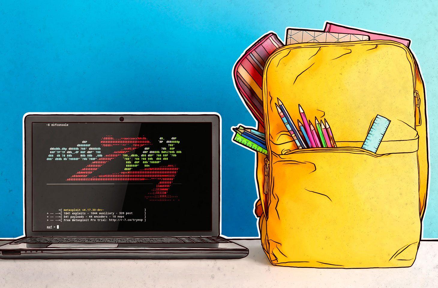 Diplomi, lauree e voti modificati e si trovano sul dark web per gli studenti che vogliono scegliere la via più facile.]