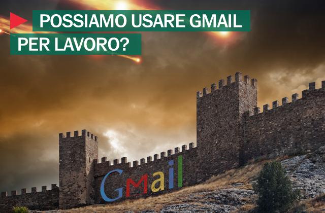 Gmail per lavoro