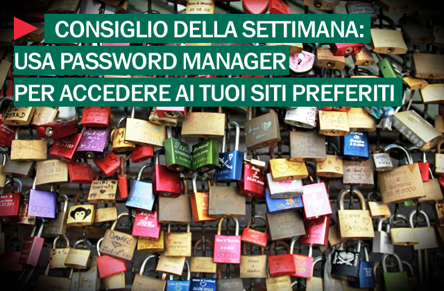 Consigli_Password Manager