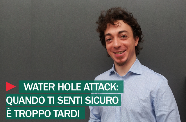 Water hole attack