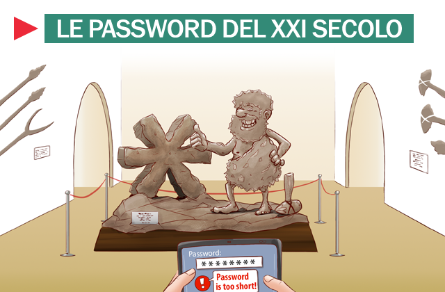 Password XXI secolo