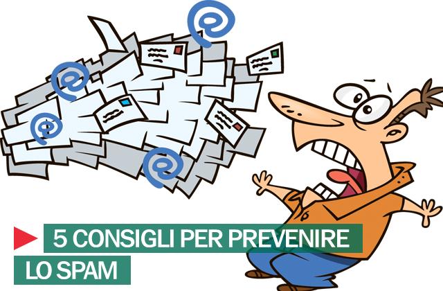 Prevenzione spam