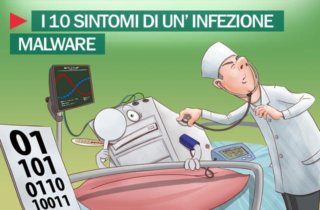 Infezione malware