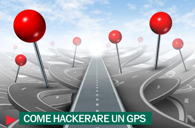 Hackerare il GPS
