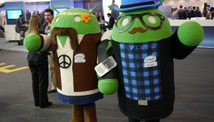 Android Mascotte