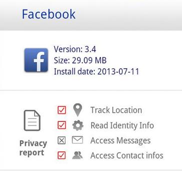 screenshot 1 spionaggio