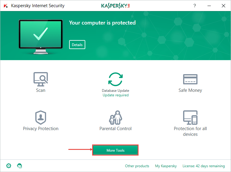 Keep software up to date