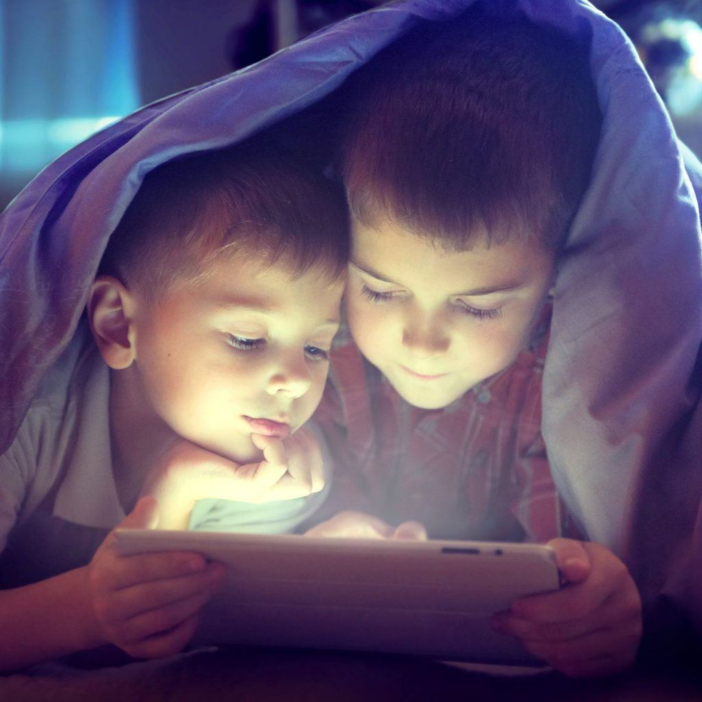 Raising a connected kid