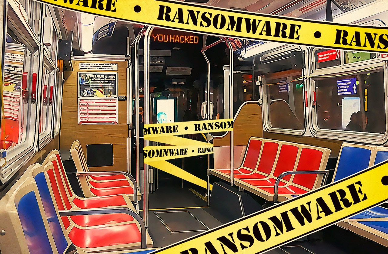 Mamba ransomware allows riders free entry to San Francisco Muni