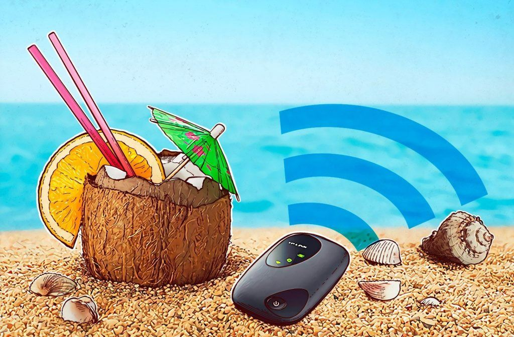 Are travel Wi-Fi routers secure?