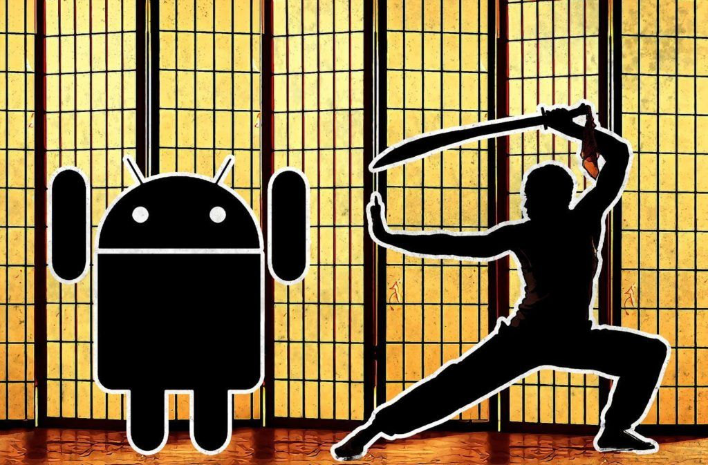 Cloak and Dagger: A hole in Android