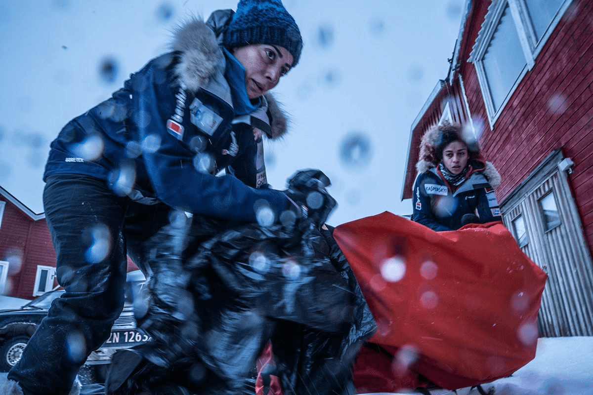 7.-Sled-packing-and-unpacking-drills-pre-departure-in-Svalbard-Photo-by-Renan-Ozturk