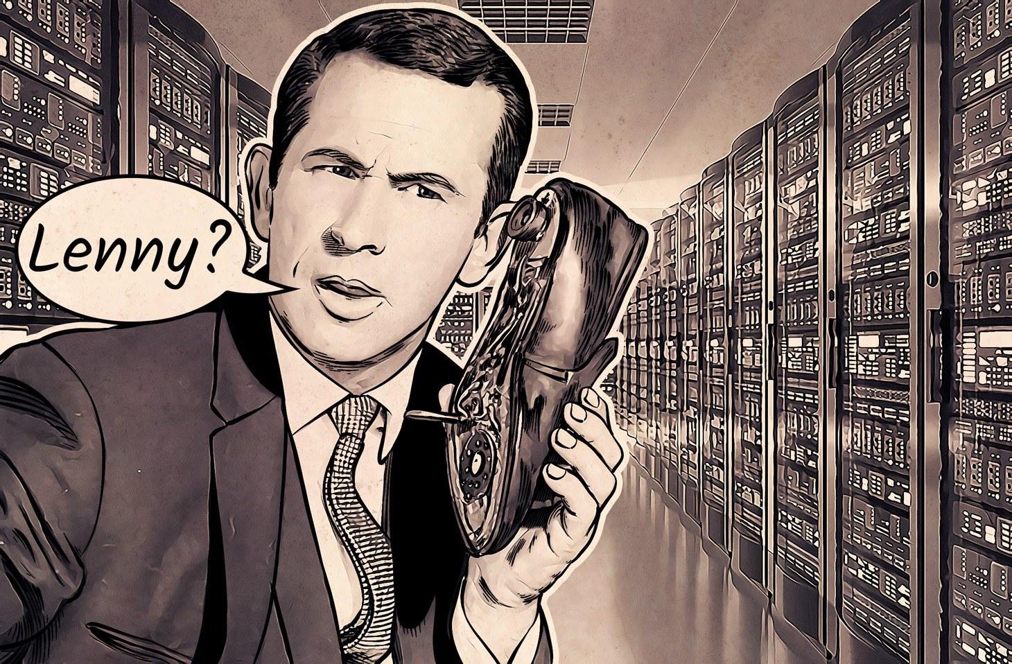 Facciamo la conoscenza di Lenny, il chatbot vocale che può essere utilizzato contro i venditori e gli scammer telefonici
